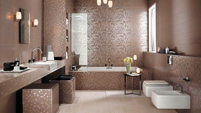 Яка плитка для ванної підійде найкраще?